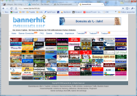 bannerhit.de Screenshot