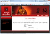 i-ching.eu Screenshot