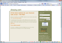 Shoutq.com Screenshot